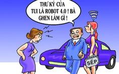 Bác Ba Phi bàn... công nghệ