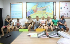 Thái Lan bắt 10 người Nga vì mở khóa 'đào tạo sex'