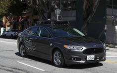 California cho phép thử nghiệm xe không người lái hoàn toàn
