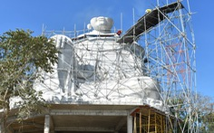 Cam kết dỡ tượng Bà Chúa Xứ, xây tượng Phật Ngọc ở Núi Sam