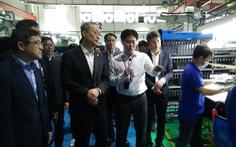 Doanh nghiệp hỗ trợ Việt Nam cần nâng cao năng lực sản xuất