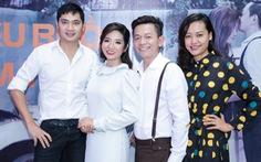 Hồng Ánh, Minh Luân chúc mừng MV đậm chất điện ảnh của Tuấn Tú