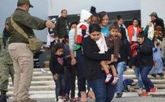 Mexico phát hiện gần 200 người Mỹ La tinh tìm cách nhập cư lậu vào Mỹ