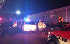 Lại tai nạn tàu lửa ở Mỹ, 2 người chết 70 bị thương