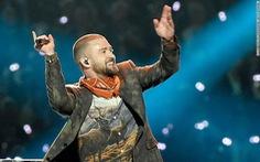 Justin Timberlake trình diễn ở Super Bowl: lời khen tiếng chê