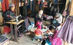 Tết vùng cao: Tết sớm của người Mông