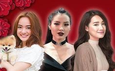 Kaity Nguyễn, Jolie Phương Trinh và Nhã Phương chúc Tết