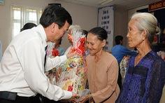 TP.HCM dành gần 800 tỷ đồng chăm lo Tết cho người nghèo, đối tượng chính sách