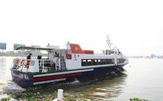 TP.HCM có 7 tuyến tàu cao tốc du lịch nội đô