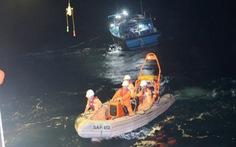 Một tháng 20 người chết, mất tích: Báo động tàu cá gặp nạn trên biển