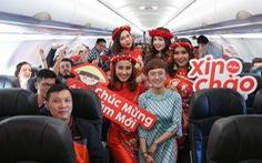 Đón Tết với màn nhảy sôi động trên chuyến bay AirAsia đến Kuala Lumpur