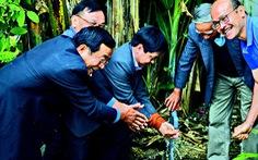 Nỗ lực chung tay bảo vệ nguồn nước