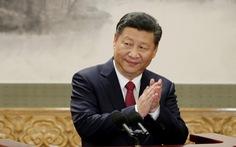 Trung Quốc đưa tư tưởng Tập Cận Bình vô hiến pháp