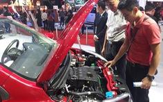 Tập đoàn Thành Công muốn sản xuất xe hơi thương hiệu Việt?
