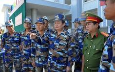 Ra quân huấn luyện để bảo vệ vững chắc chủ quyền Tổ quốc