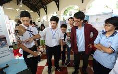 488 dự án dự thi khoa học kỹ thuật toàn quốc