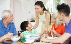 Dinh dưỡng hợp lý ở người cao tuổi
