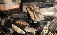 Cháy khu biệt thự cổ ở Đà Lạt, 5 người tử vong