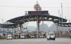 Quảng Ninh giảm phí qua trạm BOT Biên Cương lần hai