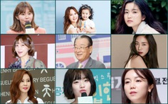 Vì nạn nhân bị lạm dụng tình dục, sao Hàn ủng hộ #MeToo