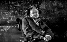 Stephen Hawking - một nghị lực phi thường