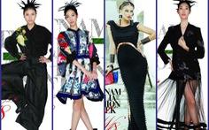 Ngắm thời trang Việt - Ý và xem triển lãm ươm tơ dệt lụa