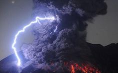 Lần đầu ghi âm được tiếng sấm núi lửa bí ẩn
