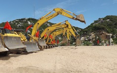 Bị thu hồi dự án 3,2 tỉ, Dầu khí Vũng Rô xin lại dự án 250 triệu đô