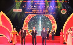 """Boganic lần thứ 2 lọt """"TOP 10 sản phẩm thương hiệu Việt tiêu biểu xuất sắc"""""""