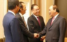 Thủ tướng Nguyễn Xuân Phúc: Sẵn sàng lắng nghe doanh nhân, nhà khoa học