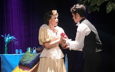 Xem kịch cổ điển phương Tây ngay trên sân khấu Hồng Hạc