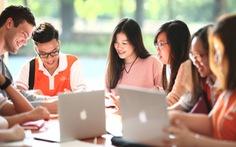 Học đại học bằng tiếng Anh