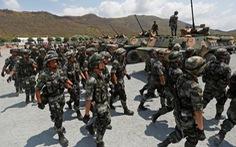 Tập trận 'Rồng vàng' cùng Trung Quốc, Campuchia càng xa Mỹ