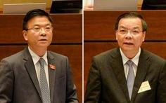 'Hỏi nhanh đáp gọn' bộ trưởng Tư pháp và Khoa học công nghệ