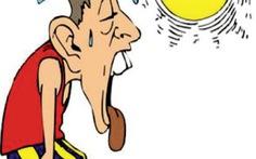 Say nắng, say nóng: Cách xử trí và phòng tránh