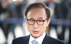 Cựu tổng thống Hàn Quốc Lee Myung Bak có thể bị bắt