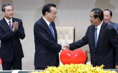 Sự thật về cạnh tranh Trung Quốc - Mỹ ở Campuchia