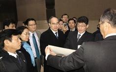 Khám phá công trình thoát nước ngầm 2,6 tỉ USD cạnh Tokyo