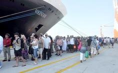 'Khách 5 sao' đến bằng du thuyền, VN dùng cảng container để đón