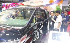 Toyota Việt Nam triệu hồi 20.490 xe bị lỗi túi khí
