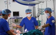 Bệnh viện đa khoa Đồng Nai lần đầu mổ tim hở thành công