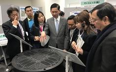 ĐH Quốc gia TP.HCM hợp tác nghiên cứu với Nhật về chống ngập