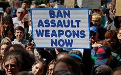 Giới trẻ Mỹ tuần hành phản đối bạo lực súng đạn