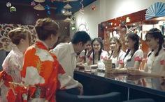 Bar kiểu Nhật ở Sài Gòn: Từ quầy bar đến phòng riêng