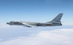 Trung Quốc tuyên bố tập trận không quân trên Biển Đông