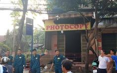 Cháy nhà trong đêm, cha mẹ ngất xỉu, bé 2 tuổi tử vong