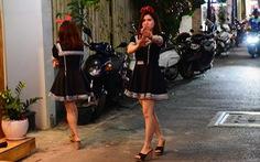 Bar kiểu Nhật ở Sài Gòn: Chăm khách vì tiền