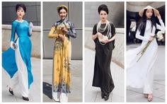 'Nàng thơ xứ Huế' tỏa sáng cùng áo dài ở Seoul Fashion Week