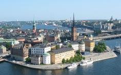 Đến Stockholm ngắm thành phố trên biển