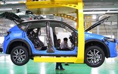Khát vọng ngành xe hơi Việt